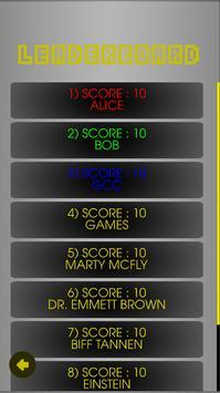 RGB Game - Endless Box Swipe apk screenshot