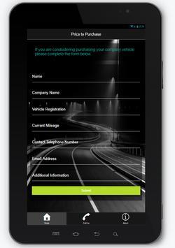 Grosvenor Driver Services apk screenshot
