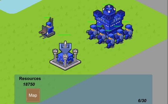 War Campaign screenshot 1