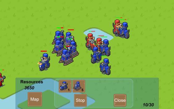 War Campaign screenshot 3
