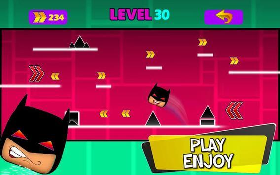 Geometry Bat Dash screenshot 1