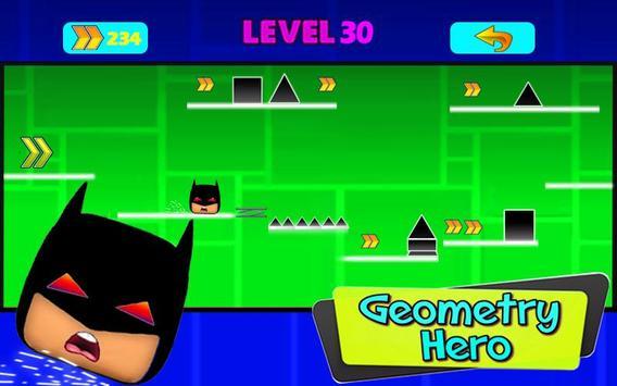 Geometry Bat Dash screenshot 3