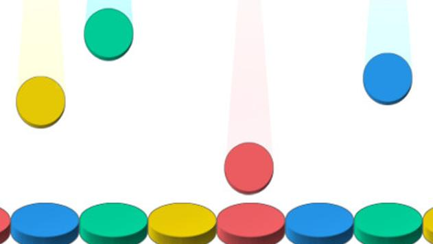 Falling Balls Plus screenshot 1