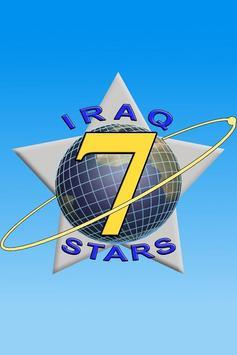 Iraq7Stars poster