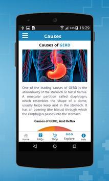 GERD, Heartburn & Acid Reflux apk screenshot