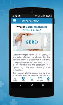 GERD, Heartburn & Acid Reflux screenshot 1