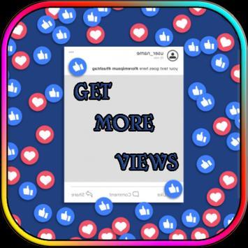 GET MORE VIEWS : social media screenshot 3