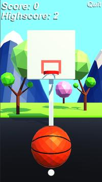 Basketball Free Throws poster