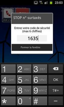 Stop Numéros Surtaxés apk screenshot
