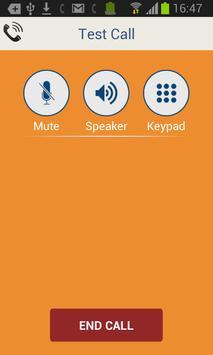 Call India - IntCall تصوير الشاشة 1