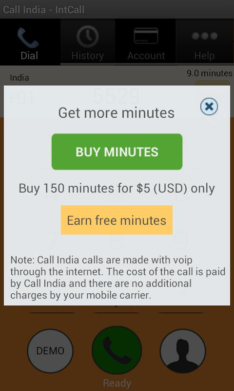 Call India Intcall Apk Download Free Communication App