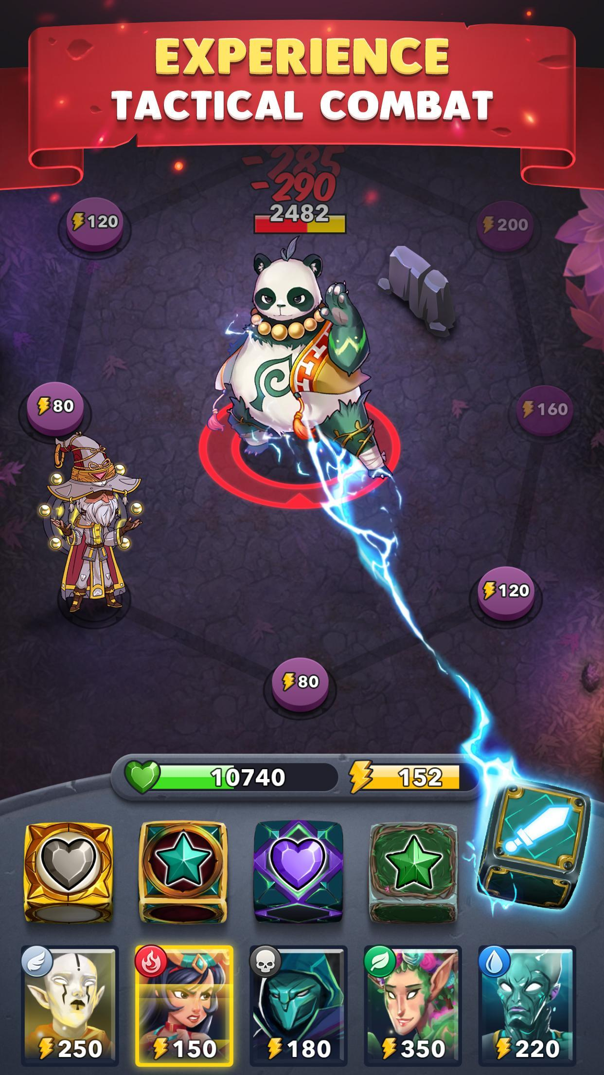 Fantasy Heroes: The Dragon Quest Fable RPG for Android - APK Download
