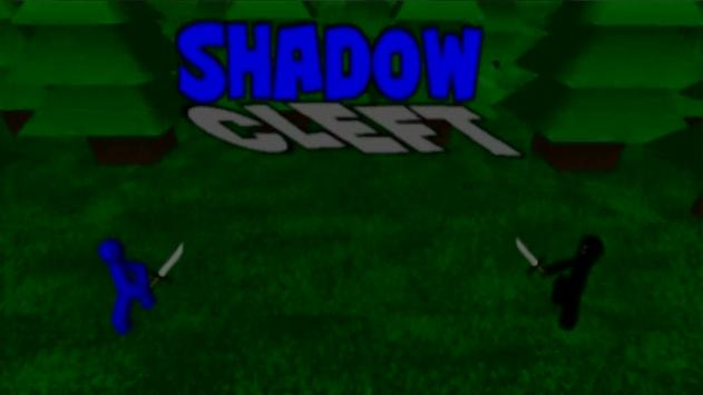 Shadow Cleft poster