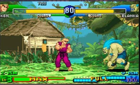 Street Fighter II screenshot 1