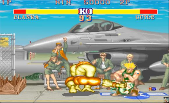 Street Fighter II screenshot 2