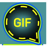 GIFs For Whatsapp 🔥 🎬 icon