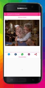 GIFs For Whatsapp 🔥 🎬 apk screenshot