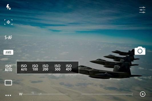 DSLR HD Camera apk screenshot