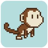 Jump High Monkey icon