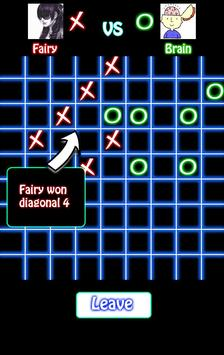 Tic Tac Toe Multiplayer apk screenshot