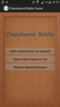 Chess Battle Game poster