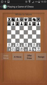 Chess Battle Game screenshot 1