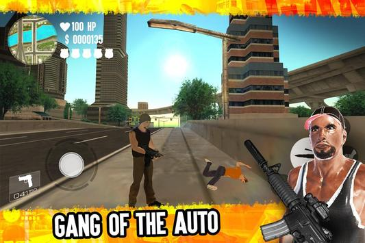 Grand Auto Gangsters 3D apk screenshot
