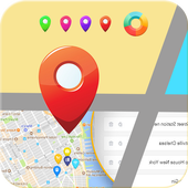 Easy GPS Route Navigation and Tracker icon