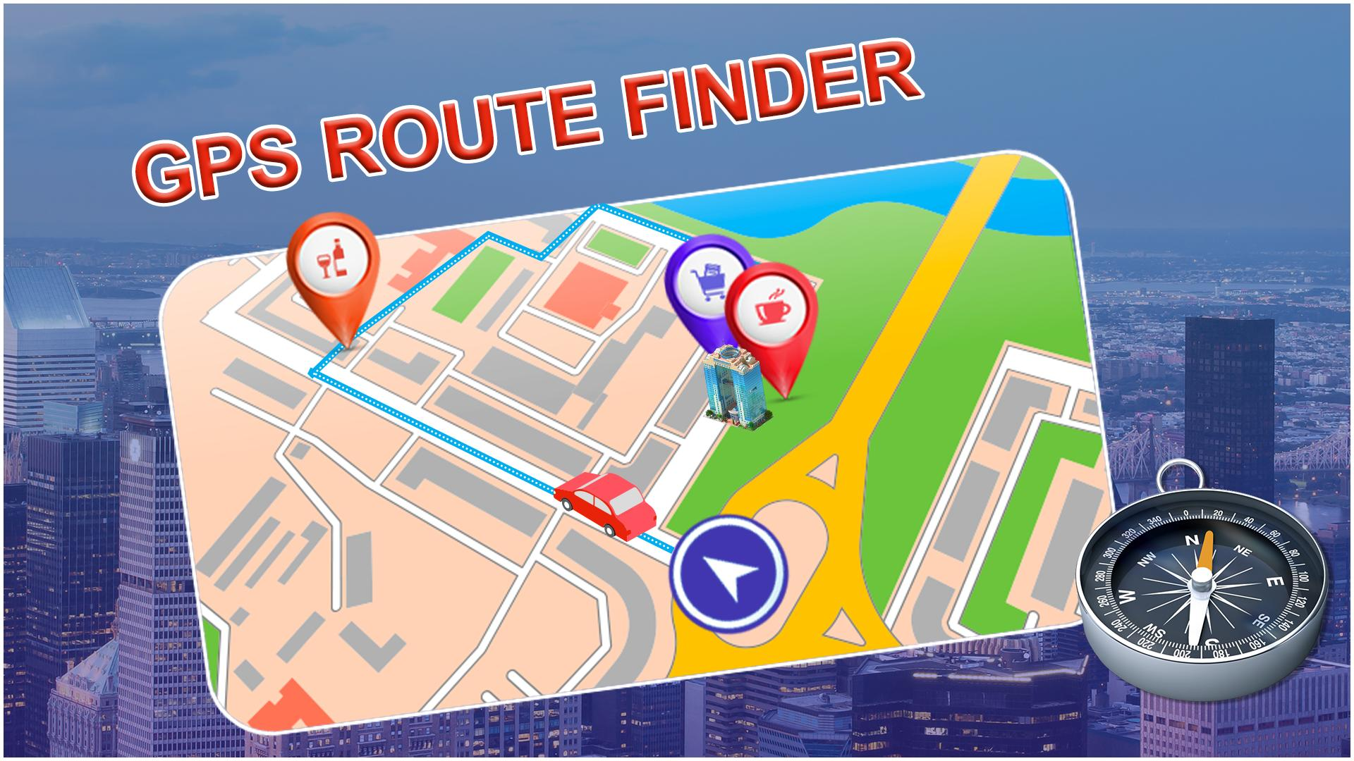 GPS Phone Tracker, Maps & Directions, Navigation for Android