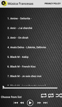 músicas francesas gratis poster