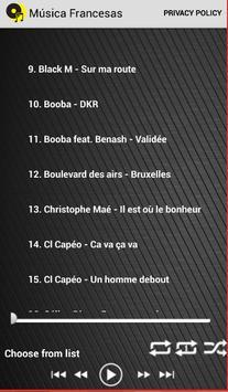 músicas francesas gratis screenshot 1