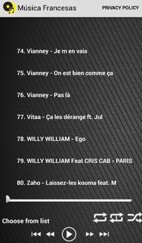 músicas francesas gratis screenshot 3