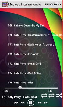 Melhore Músicas Internacionais apk screenshot