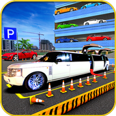Limo Multi Storey Car Parking icon