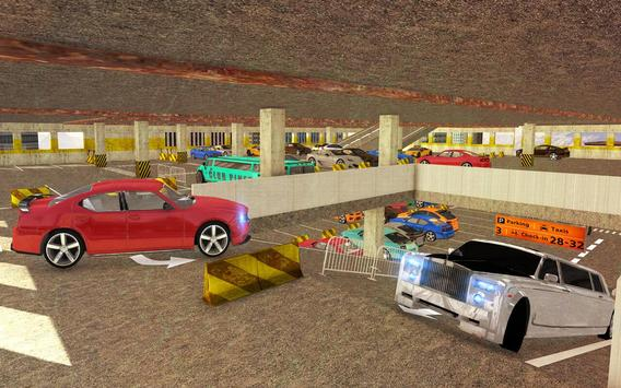 Limo Multi Storey Car Parking apk screenshot