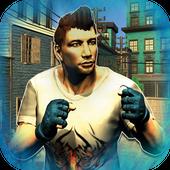 Angry Fighter Mafia Attack 3D icon