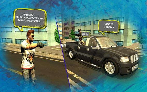 Angry Fighter Mafia Attack 3D apk screenshot
