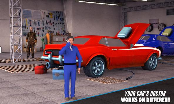 Car Mechanic Workshop apk screenshot