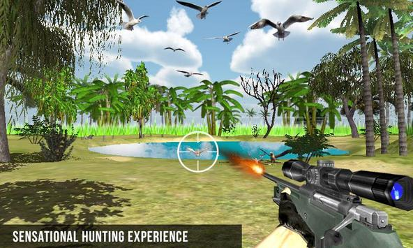 Birds Hunting Sniper Shooting screenshot 2