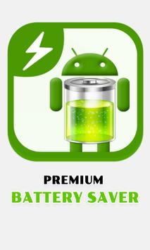 Premium Battery Saver poster
