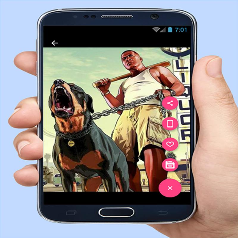 Gta V Wallpapers Hd For Android Apk Download
