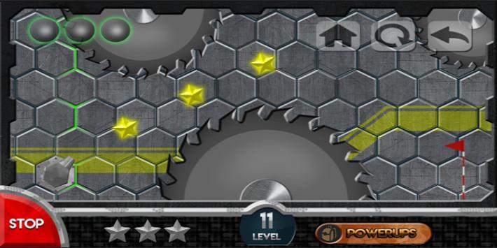 Goal The Ball apk screenshot