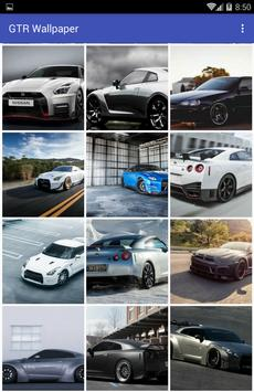 GTR Wallpaper apk screenshot
