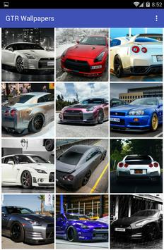 GTR Wallpapers apk screenshot
