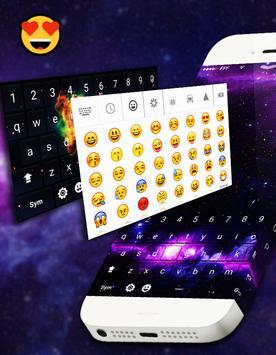 Galaxy Keyboard Emoji poster