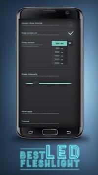 Best LED Flashlight App Free screenshot 12