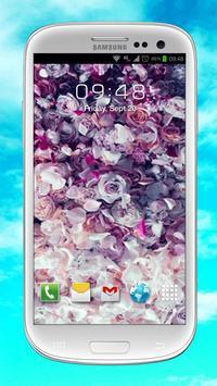 Falling Petals Live Wallpaper screenshot 1