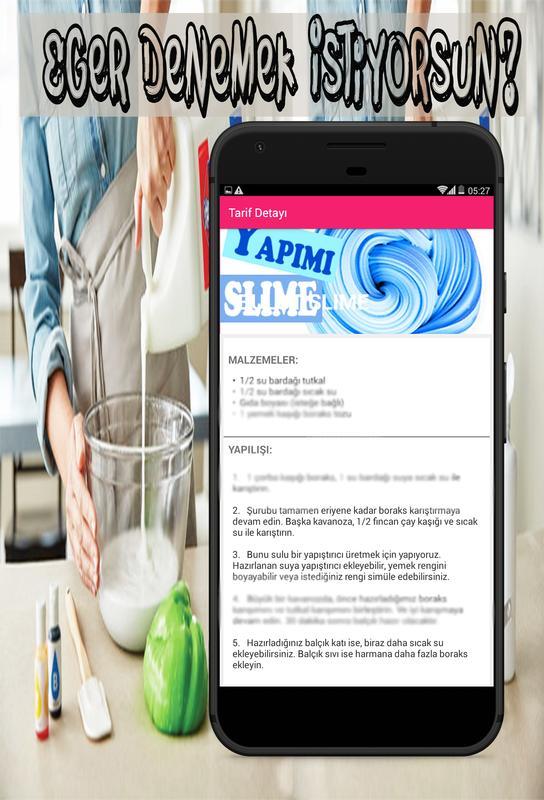 Slime Nasıl Yapılır Für Android Apk Herunterladen