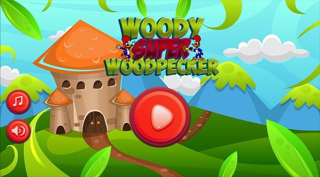 Woody Super Woodpecker Adventures World Run poster
