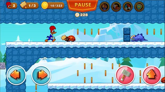 Woody Super Woodpecker Adventures World Run screenshot 11